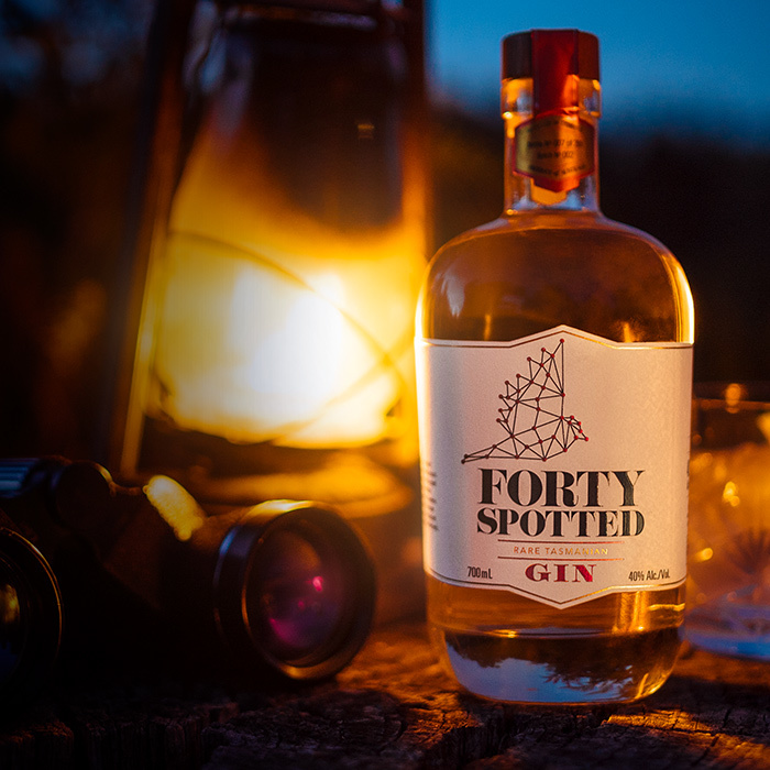 Lark Distillery - Forty Spotted Rare Tasmanian Gin