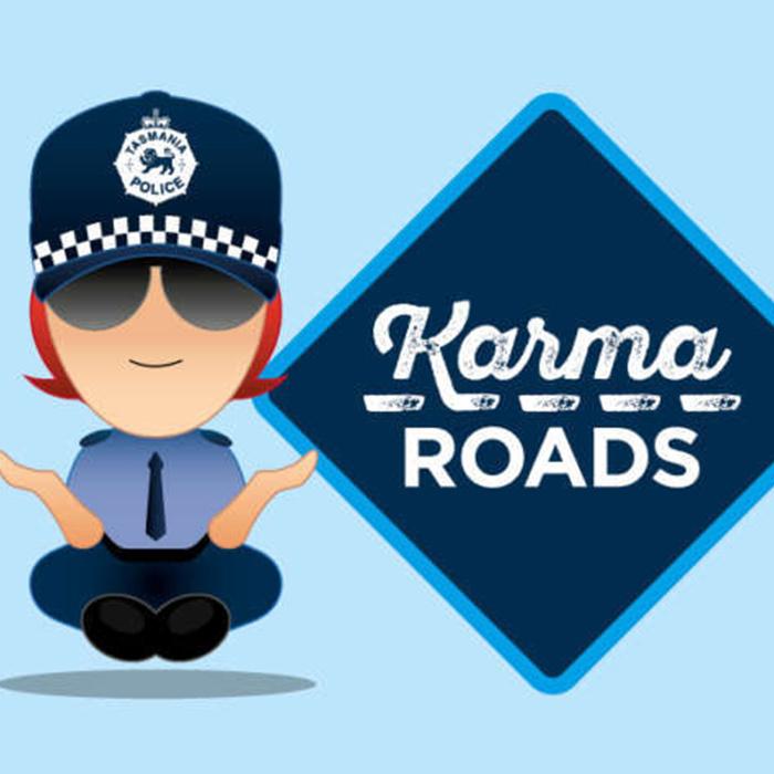 Tasmania Police - Karma Roads