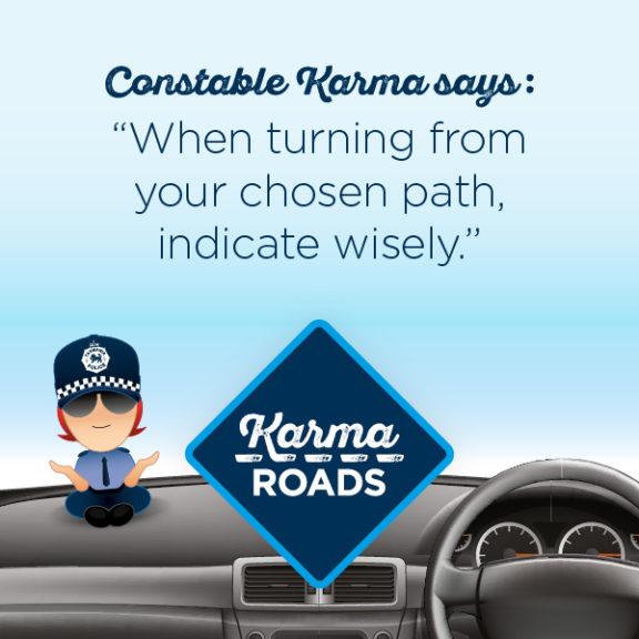 Karma Police - Post Example