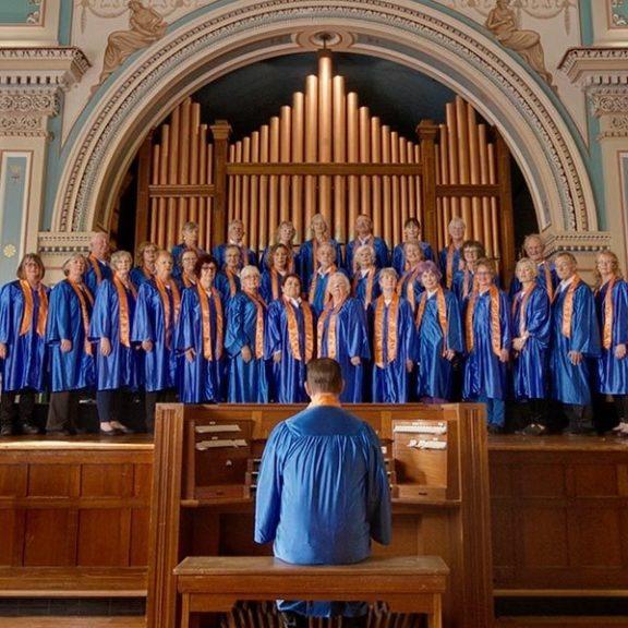 Poo Poke Post Choir