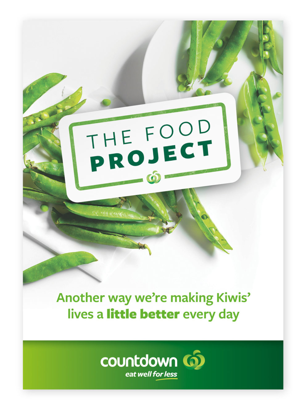 Food Project Poster