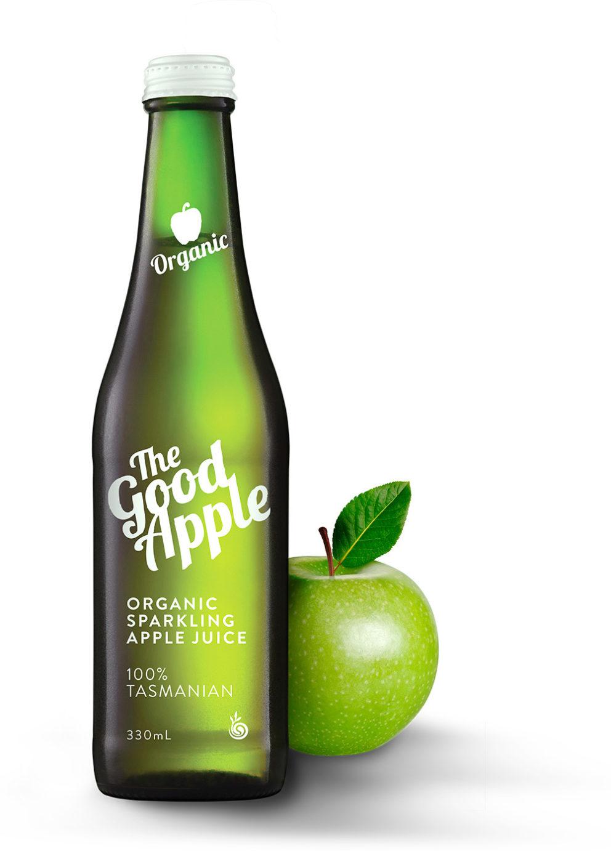 The Good Apple Bottle Comp