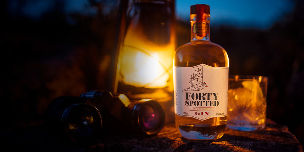 Forty Spotted Product Shot