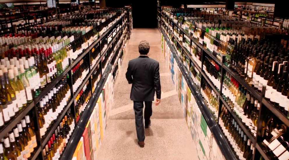 Dan Murphy's Aisle Walk Wine