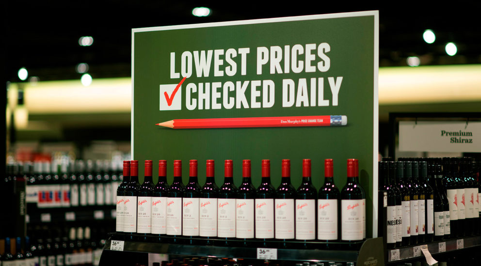 Dan Murphy's Lowest Prices Checked Daily