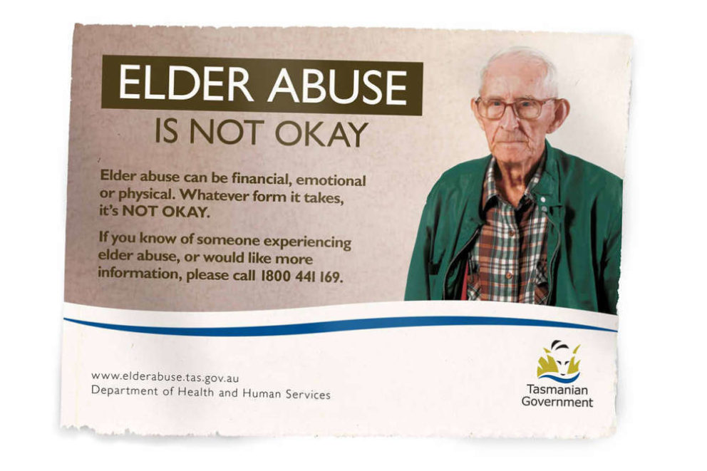 Elder Abuse Newsclipping