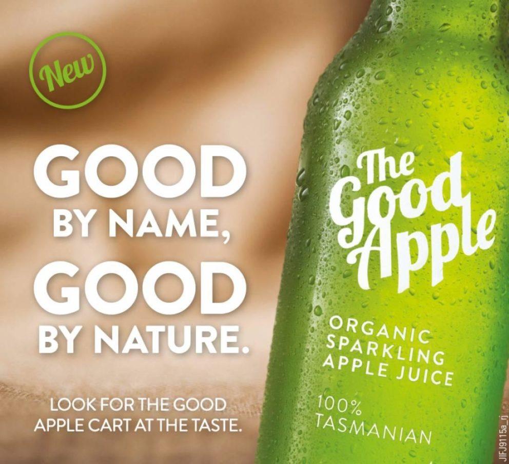 The Good Apple Hero Banner