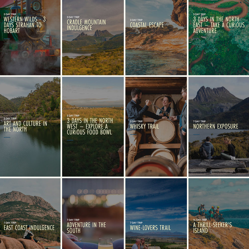 Go Behind the Scenery XI website - plan your trip