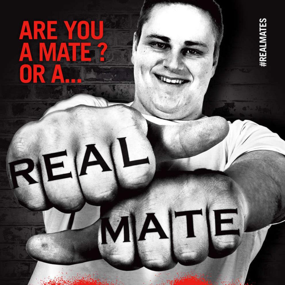 Real Mates Poster