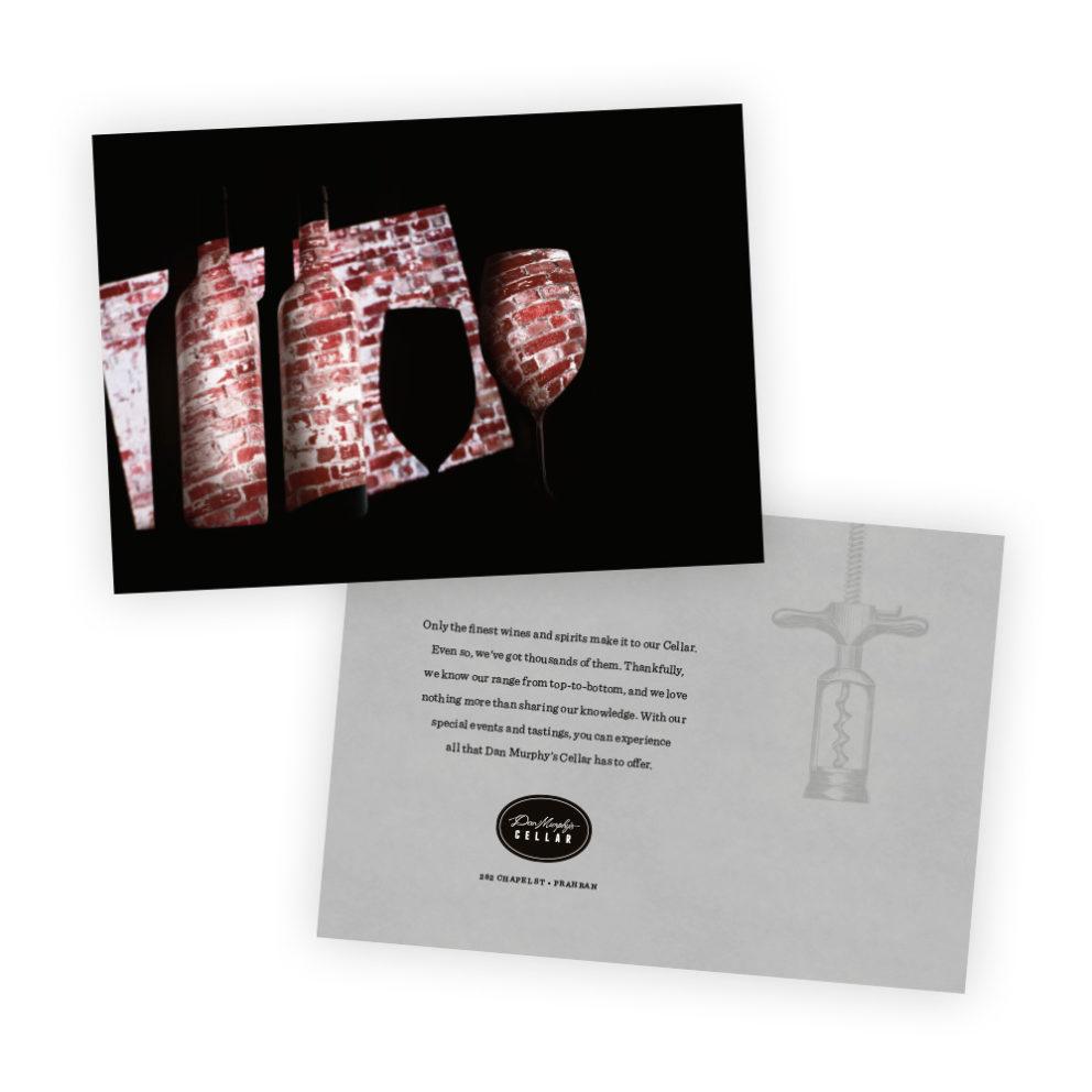 Dan Murphy's Cellar Postcard set